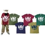 PANSY PANIC/パンジーパニック  クラシックカラーver. NYC半袖Tシャツ サイズ100.110.120.130.140.150.160.S.M.L.XL